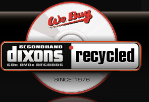 Dixons Recycled - Secondhand cds dvds and records